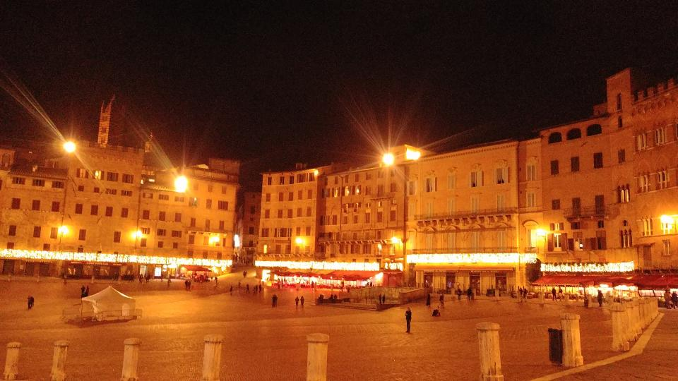 Florenz im Winter