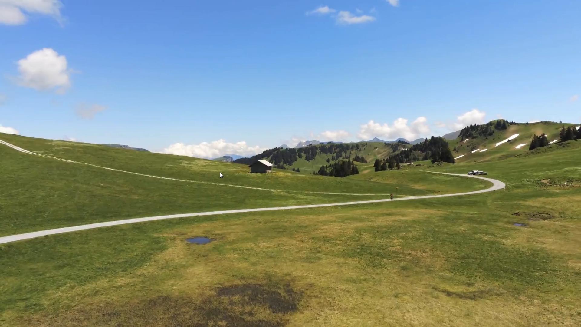 Gestelenpass im Berner Oberland
